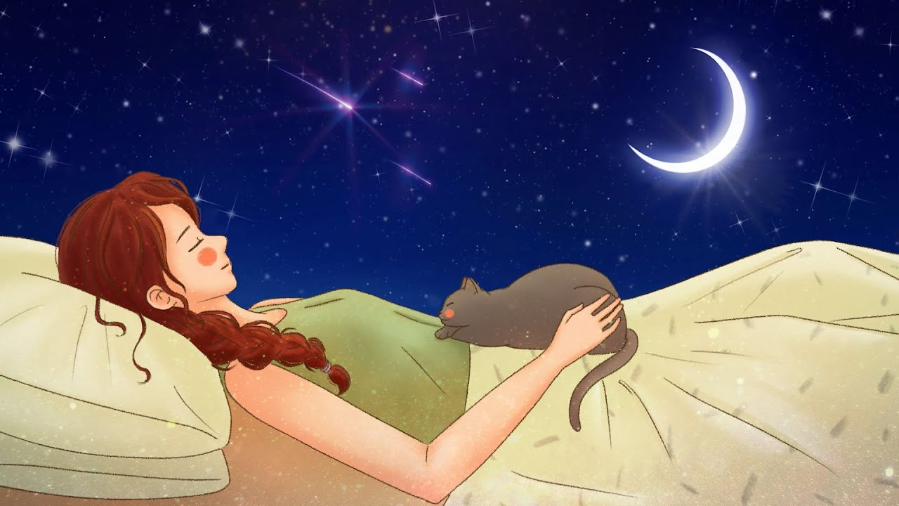 마음이 편안해지는 수면음악☁, 잠잘때듣는음악, 수면유도음악 'Hug me'