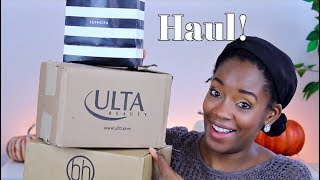 A HAUL HAUL! Sephora Appreciation Sale, Ulta 21 Days of Beauty, & BH Cosmetics