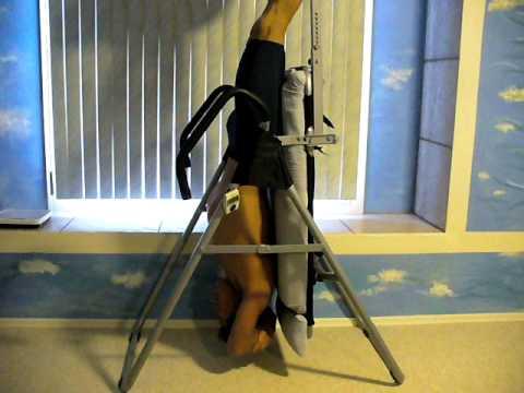 Inversion Exercise Routine