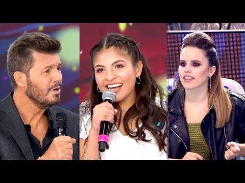 Agustina Neri sorprendió a todos al hablar con una voz diferente a la que usó para cantar