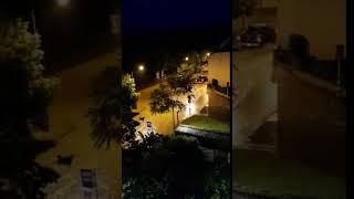 Überschwemmungen in Luxemburg 1.6.2018