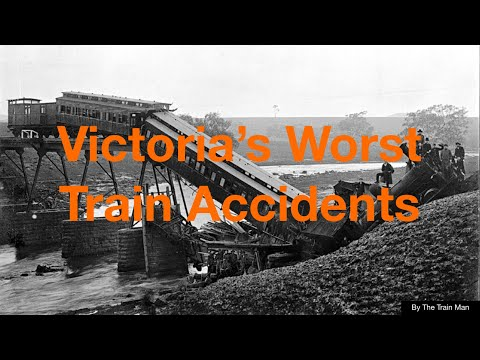 The Worst Train Accidents In Victorian History