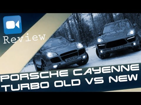 Porsche Cayenne Turbo Old vs New Review (English Subtitles)