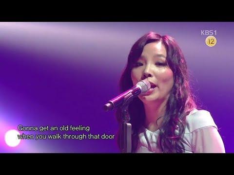 Dami Im - Saving All My Love For You / Tonight I Celebrate My Love - Korean TV Show