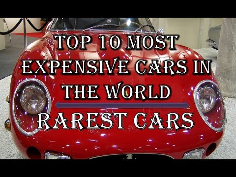 Top 10 Most Expensive Cars In Australia