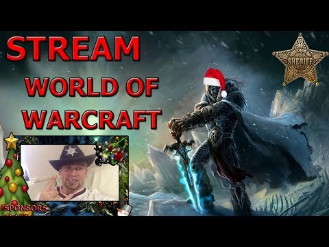 World of Warcraft | Набираем людей в статик PVE | Присоединяйся)