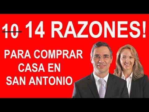 CASAS EN VENTA EN SAN ANTONIO TEXAS - PRINCIPALES RAZONES PARA VIVIR EN SAN ANTONIO TEXAS