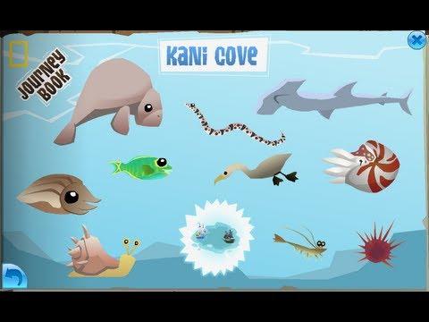Kani Cove - Animal Jam Journey Book Cheat Guide