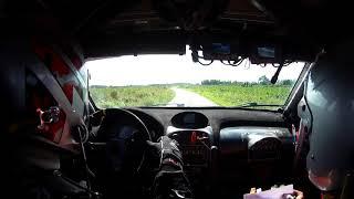 Rallye bethune 2018 - ou comment rattraper 3 concurrents en 14 kms - es11- F Delgery - T Rollion