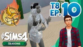 Sims 4 (Las 4 Estaciones) con Fritosaurio Y LA PIZZA DE LA DISCORDIA | Ep. 10 Temp. 8