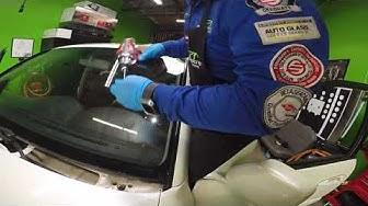 Toyota Land Cruiser & Lexus LX470 Windshield replacement by Alfredo's Auto Glass Repair in Corona CA