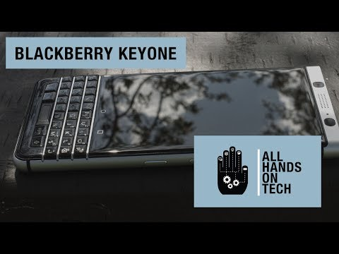 All Hands on Tech - BlackBerry KeyOne review