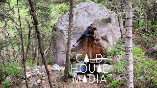 Bouldering...And CRUSHING At Little Cottonwood Canyon | Cold House Media Vlog 92