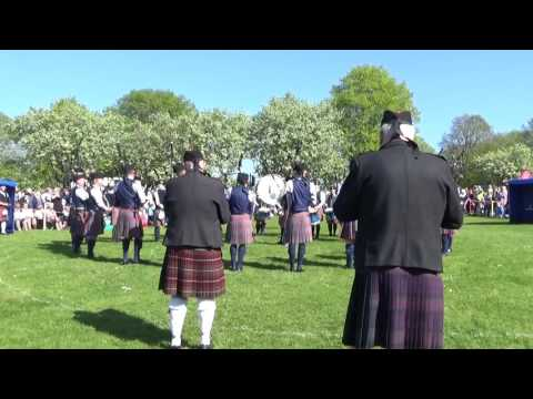 Bleary & District Pipe Band @ Ards & North Down Pipe Band Championships 2016