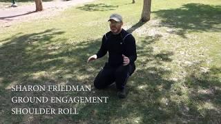 Sharon Friedman - Shoulder roll - ground engagement