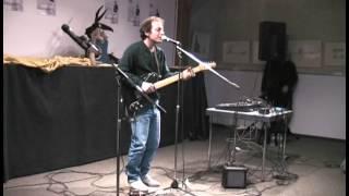 Mathieu BOOGAERTS en concert à la Médiathèque Jean-Macé à Borny