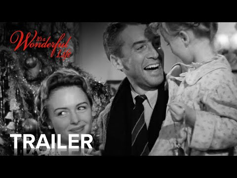 IT'S A WONDERFUL LIFE | Official Trailer | Paramount Movies