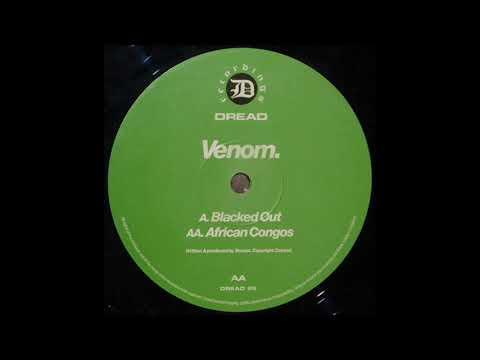 Venom - Blacked Out