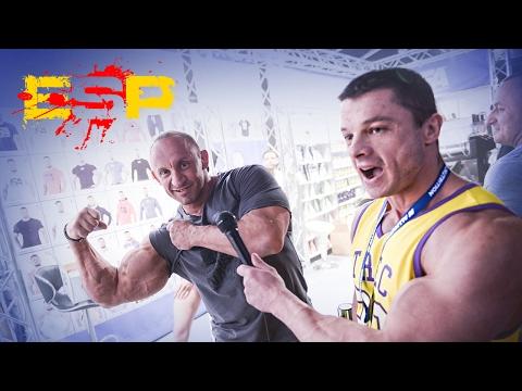 💪💪 RELACJA z targów Europe Sport Power 2017