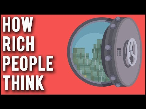 How Rich People Think | Secrets of The Millionaire Mind by Harv Eker | Animated Book Review