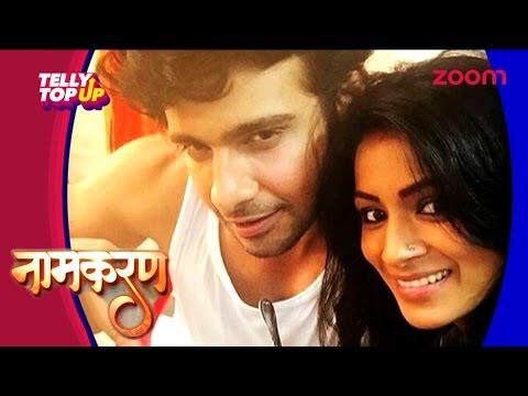 Viraf Patel & Barkha Bisht's Intimate Scene For 'Namkaran' | #TellyTopUp thumbnail