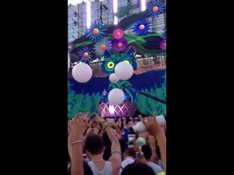 EDC Las Vegas 2013 - Dash Berlin - California Love (Remix)