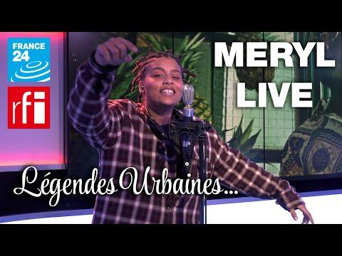 Youtube: Meryl – Coucou (Live)