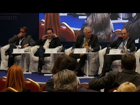 KBF 2018 - Panel 10: Geopolitical prospective: are Europe and the Balkans losing their way?