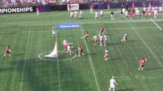 2011 NCAA Division 1 Lacrosse National Championship Game Highlights - Virginia Edges Maryland