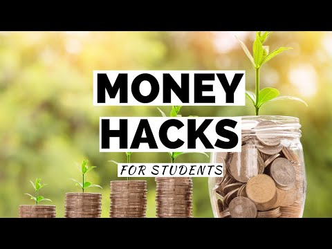 🤑 10 money saving hacks for students 🤑 | Dr Sarah Nicholls