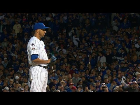 CHC@STL Gm4: Rondon earns save, sends Cubs to NLCS