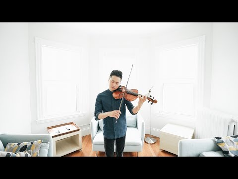 Just The Way You Are - Bruno Mars - Violin Cover By Daniel Jang