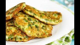 Оладьи из цветной капусты по-турецки.Картошка как из макдональдс.