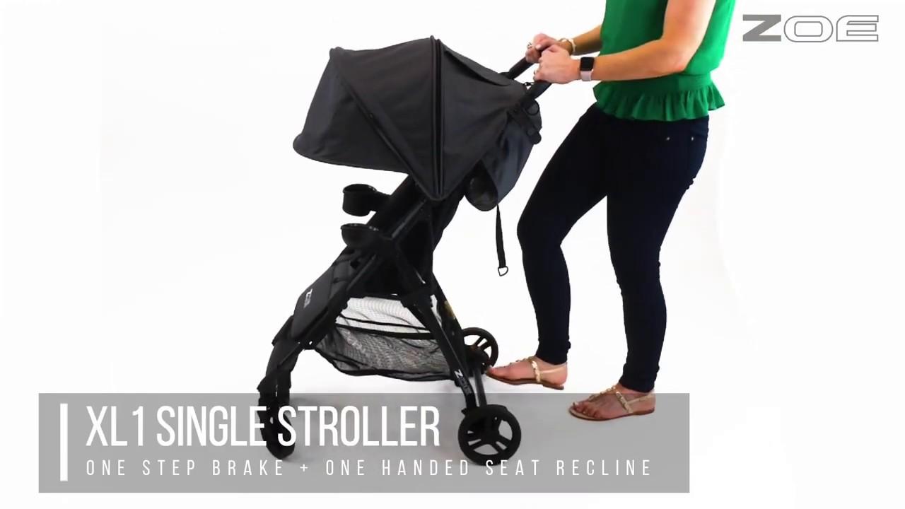 5290c3403936 ZOE XL1 BEST Single Stroller (Infant 15