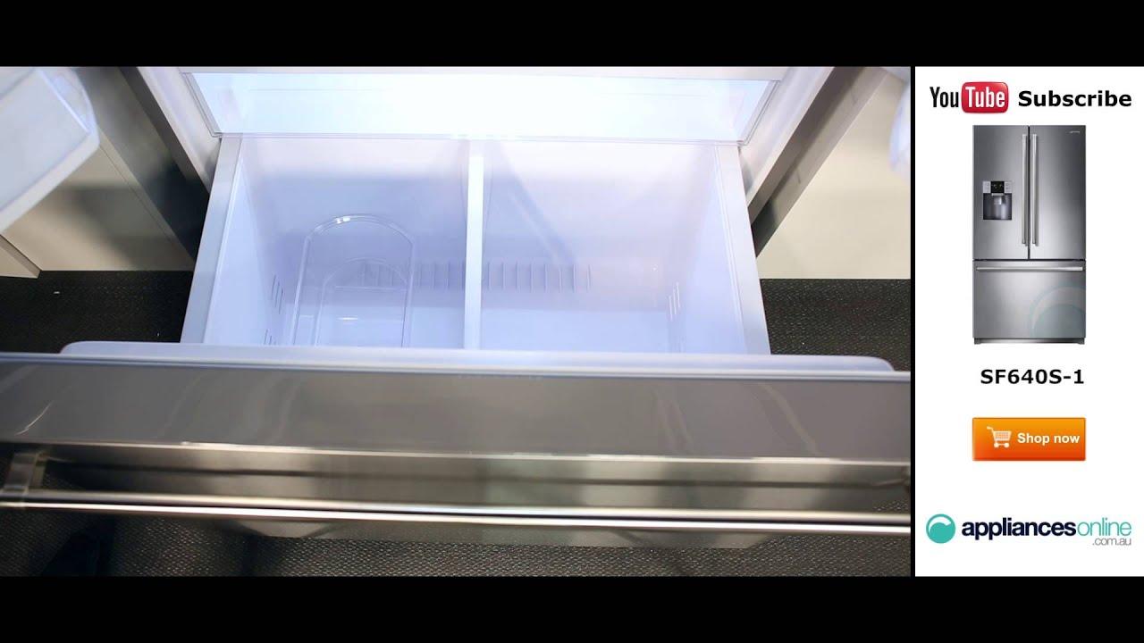 Uncategorized Smeg Kitchen Appliances Review 762l smeg 3 door fridge sf640s 1 reviewed by expert appliances online