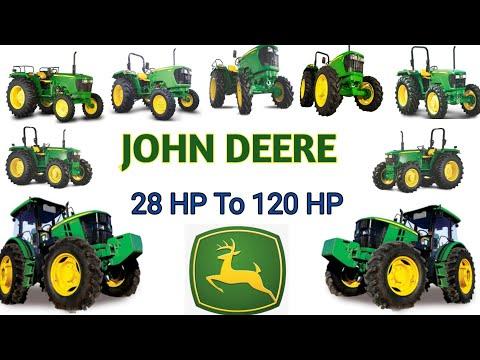 2020 John Deere Tractor Price List In India | John Deere New Model Price 2020