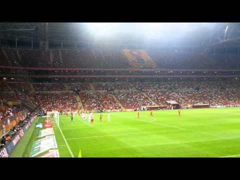 Galatasaray - Gaziantepspor - Her Yer Taksim Her Yer Direniş / Sık ...