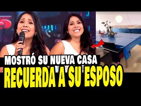 TULA RECORDÓ A SU ESPOSO JAVIER CARMONA Y EL CLICK CON CANCIÓN DE GRUPO 5