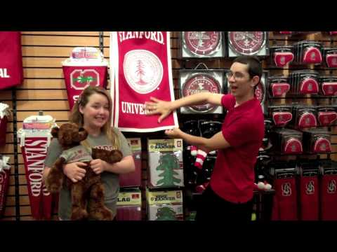 Biff and Tootsie's Tour of the Stanford Bookstore