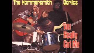 the Hammersmith Gorillas/the Gorillas -Gatecrasher