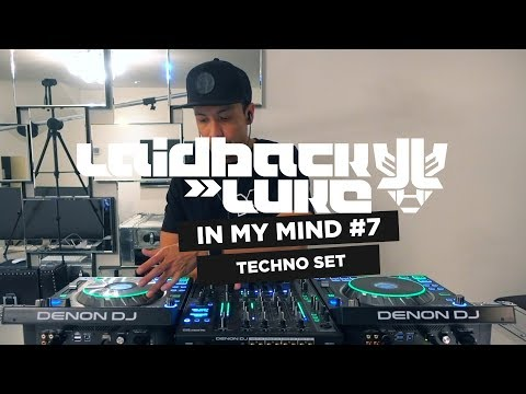 In My Mind #7: Techno-only Set!