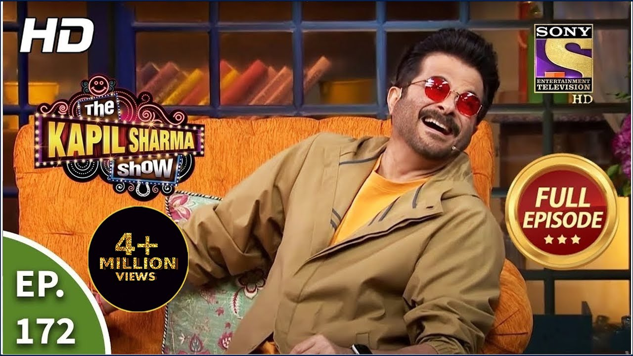 Download The Kapil Sharma Show Season 2 -Most Fantastic Star - Anil Kapoor -Ep 172-Full Episode-3rd Jan, 2021