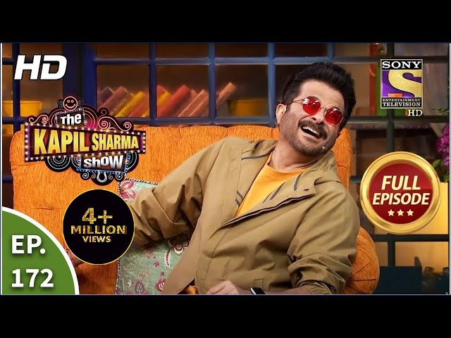 The Kapil Sharma Show Season 2 -Most Fantastic Star - Anil Kapoor -Ep 172-Full Episode-3rd Jan, 2021