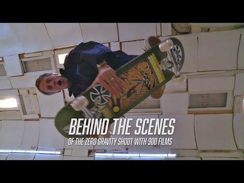 "ZeroG - Behind the Scenes| Tony Hawk, Aaron ""Jaws"" Homoki and 900 Films