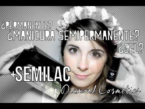 Todo sobre las uñas semipermanentes y SEMILAC de Diamond Cosmetics | makeupmymind