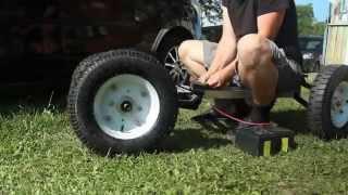 Испытание BLDC моторов и ходовой