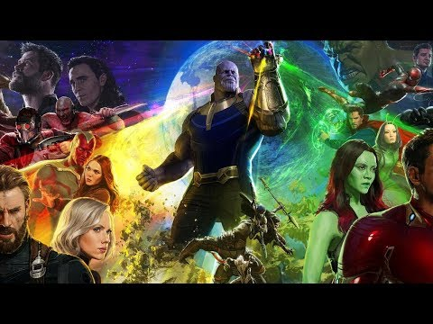 Avengers: Infinity War - Movie Review