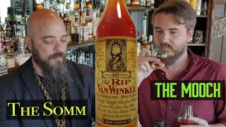 The Whisk(e)y Vault -  Episode 74 - Old Rip Van Winkle 10 vs Weller 12