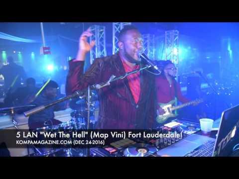 "5 LAN ""Map Vini.. the Hell"" 12/24/16 Fort Lauderdale!"