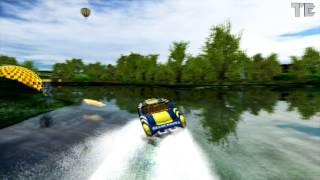 Aquadelic Gameplay (PC HD)
